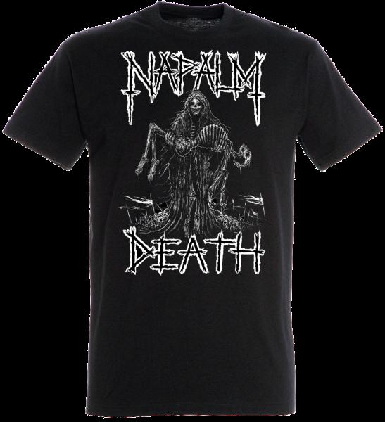 T-Shirt Reaper black