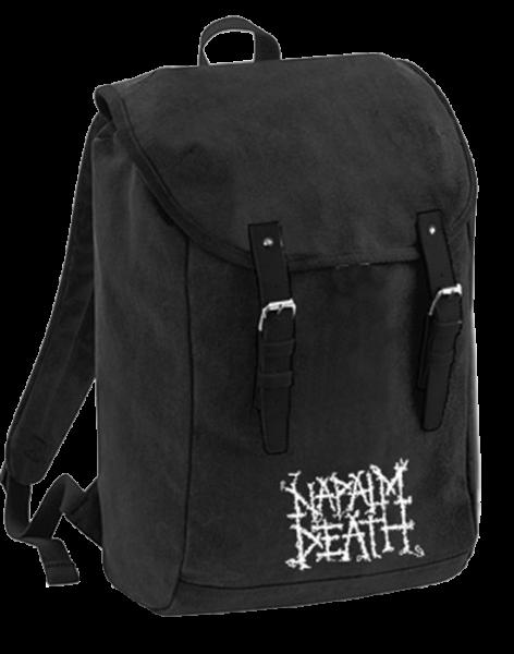 Rucksack Napalm Death schwarz